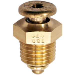 CCA1900 Push to Open Non-Locking Fuel Drain Valve 1/4-inch NPT by Curtis, FAA Approved