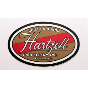 Hartzell Propeller Decal