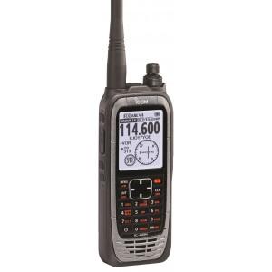 ICOM A25N Handheld NAV/COM Transceiver