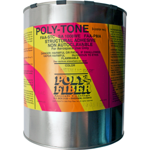 Poly-Tone - Metallic Colors, gallon, FAA Approved