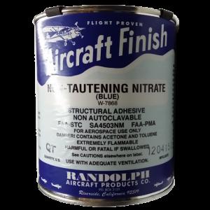 Non-Tautening Nitrate (blue) W-7868, quart