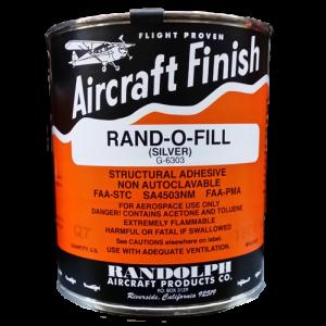 Rando-O-Fill (silver) G-6303, quart