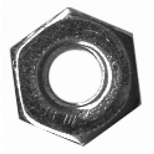 "8/36"" Hex Nut for Taylorcraft drag wire"