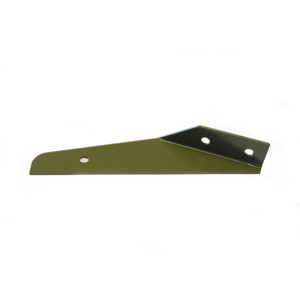 Piper J-3 Style Center Wing to Aileron Pulley Inboard Bracket Half - LH, Non-PMA'd