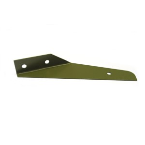 Piper J-3 Style Center Wing to Aileron Pulley Inboard Bracket Half, RH, Non-PMA'd
