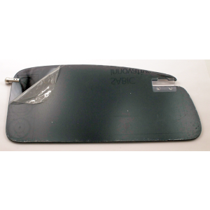 Piper PA-28/38/44 Side-Mounted Sun Visor, FAA/PMA'd