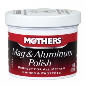 Mothers Mag & Aluminum Polish, 10 oz.