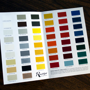 Non-Tauten Butyrate Metallic Colors, Quart, FAA Approved