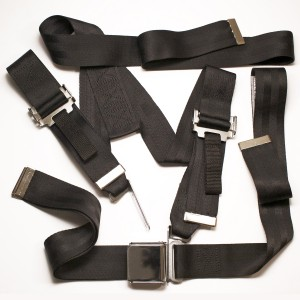 Stinson Seat Belt, Harness Kit