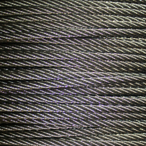 Stainless Steel Aircraft Cable SOLD PER FOOT
