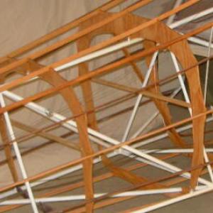 Aeronca 8GCBC Stringers