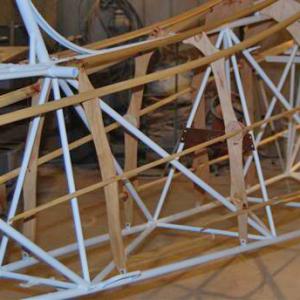 Aeronca 11AC Stringers