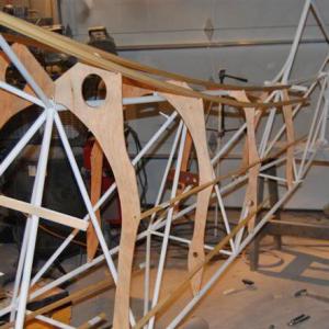 Aeronca 8KCAB Stringers